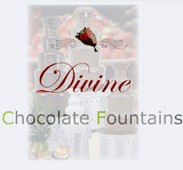 Divine Chocolate Fountains